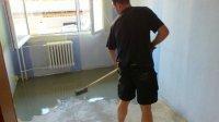 Pokládka laminátové plovoucí podlahy Kladno